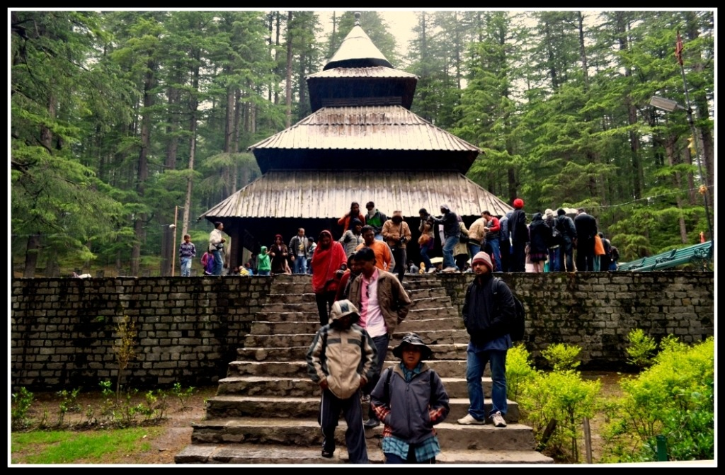 Summers in Manali_Hidimba Temple