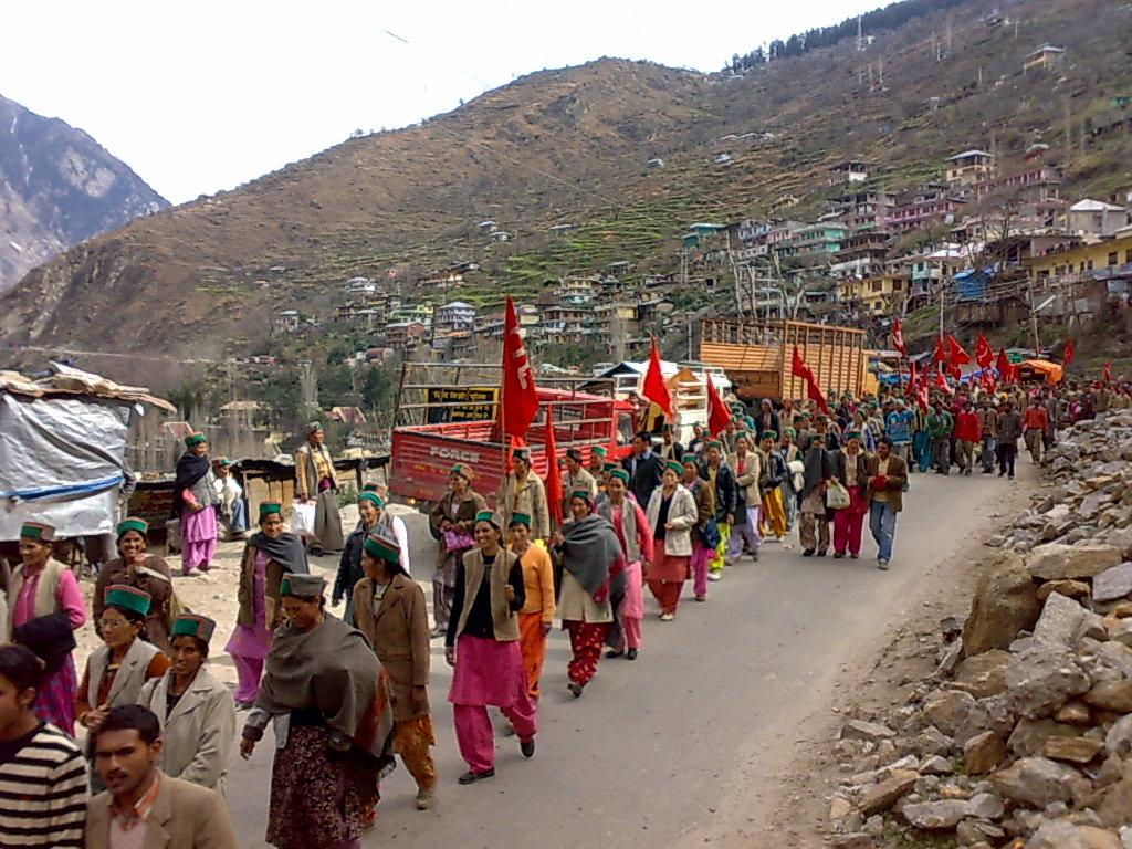 Distressed Tribals of Kinnaur