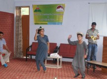 Cultural Program by CENSUD At School for Special Children in Himachal