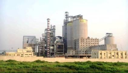 Japyee Cement plant in Baga Baglah