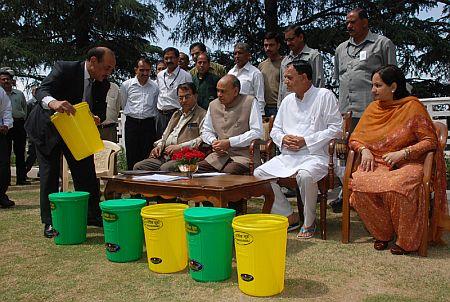 Himachal initiates waste management