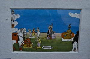 Pahadi Miniature Painting