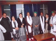 Parliamentary Support Group for Tibet in Himachal assembly