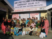 PHD-KAF organized Personality Development programme at Kandaghat