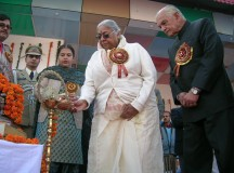 Guv inaugurated 5th Jawaharlal Nehru National Science Exhibition for Children – 2008