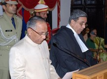 Justice Jagdish Bhalla takes oath as new Himachal CJ