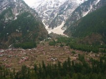 Food Court In Himachal's Scenic Sangla Valley