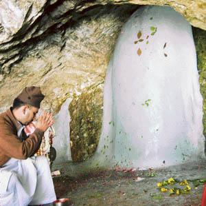 Amarnath Linga