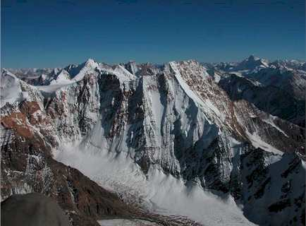 Lahaul mountains