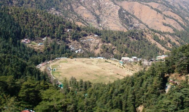 Annandale ground Shimla