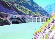 Nathpa Jhakri project raises power generation target to 7000 MU