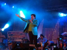 Udit Narayan preforms at Shimla Summer Festival