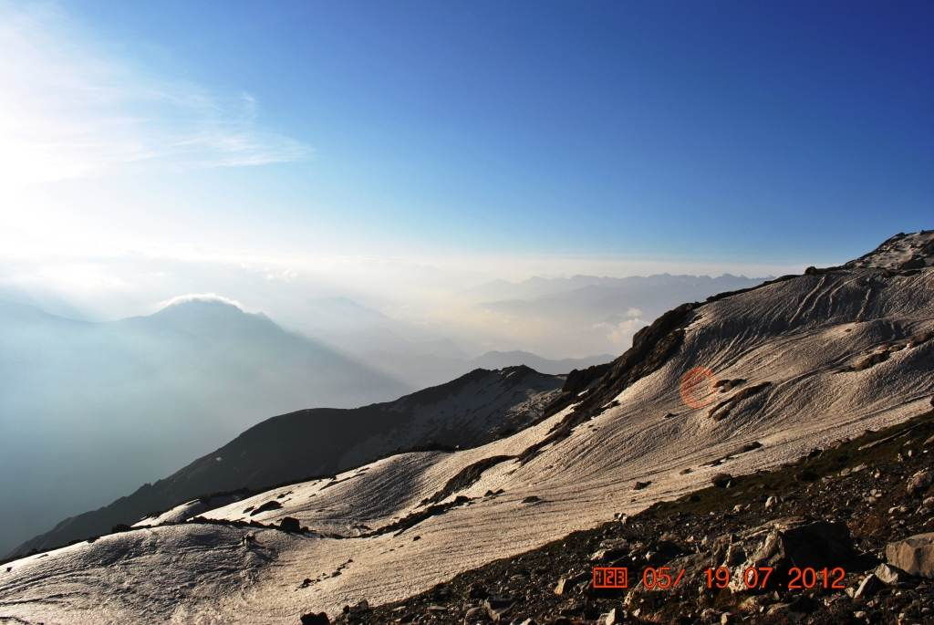 Silent Glaciers _Srikhand_Mahadev