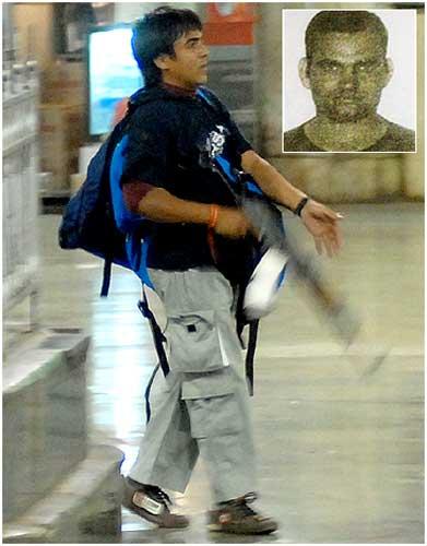 Ajmal Kasab Death Sentence Upheld