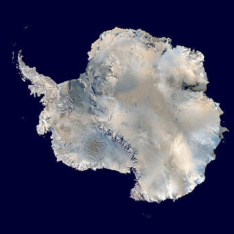 Antarctica Ice Sheet Image