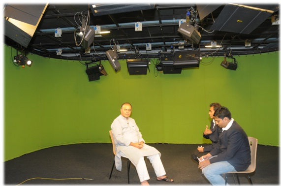 Arun Jaitley Interview, Shinde Failure, North Grid Failure