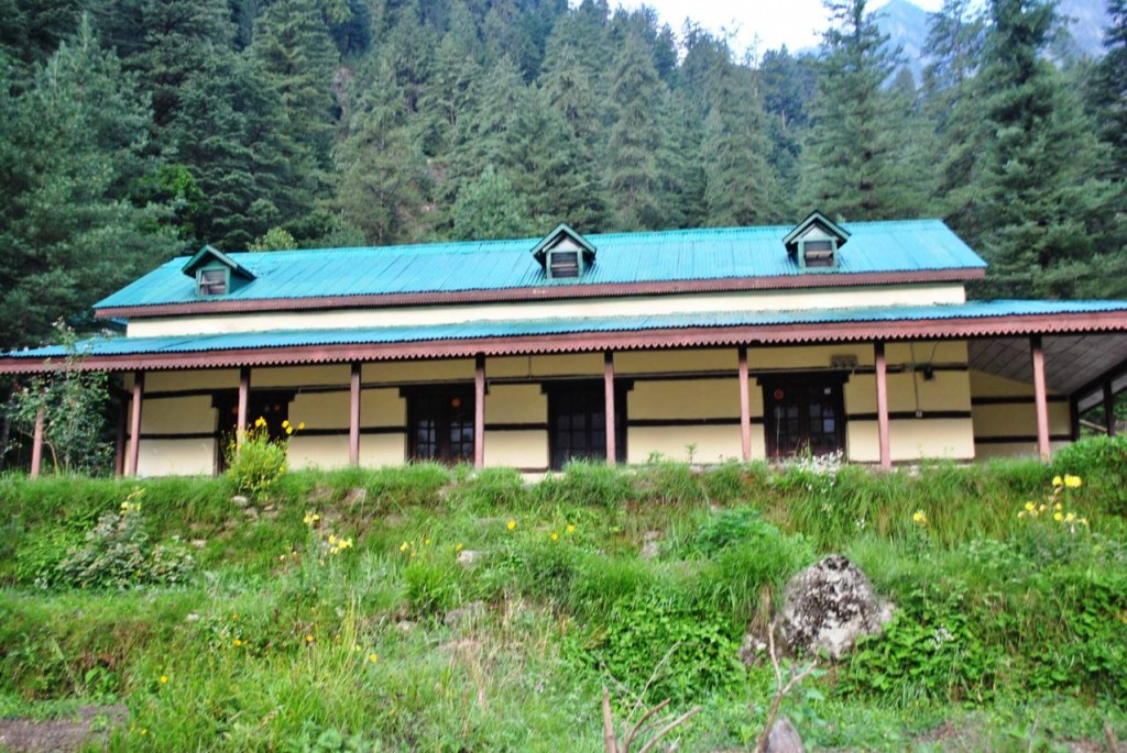 Forest Rest House constructed in 1914 -  Jeori—Phancha