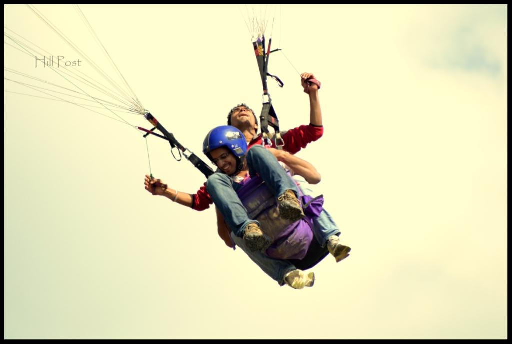 Himachal Adventure Sport, Bir Billing Paragliding