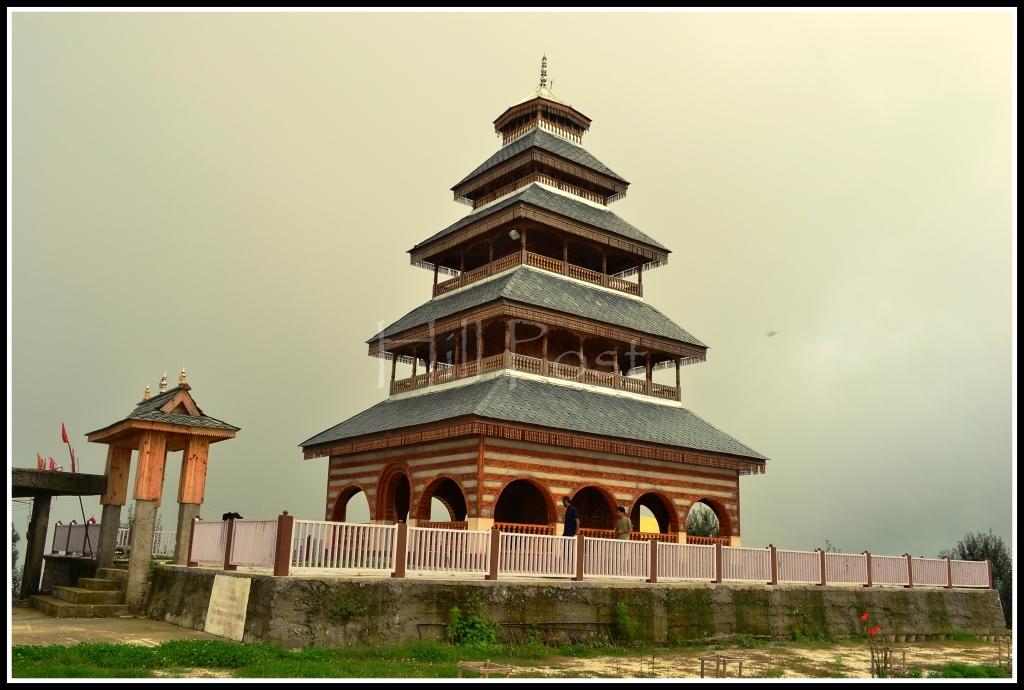 Jalpa Temple, Mandi Jalpa Temple, Kamrunag Trek Jalpa Temple
