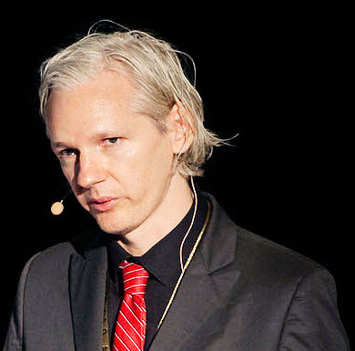 Julian Assange Wikileaks House Arrest