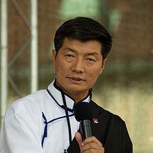 Lobsang-Sangay-Wien Tibet Prime Minister