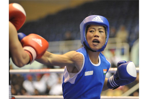 Mary Kom - Olympic Boxing
