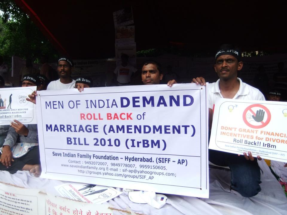 Rollback Marriage Ammendment Bill 2010 IRBM