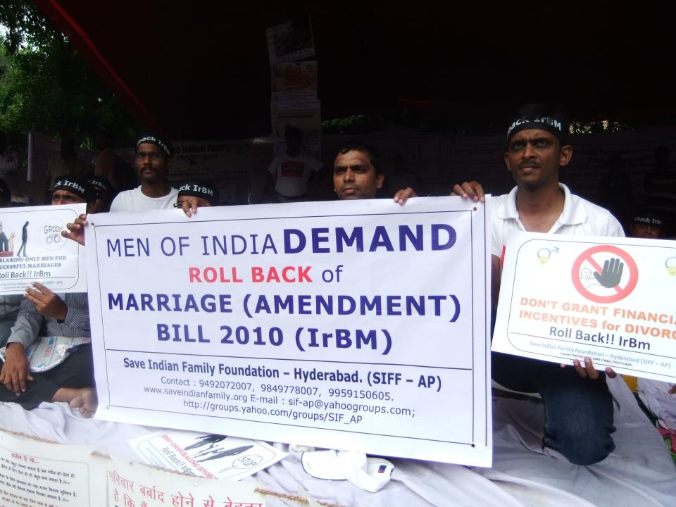 Rollback Marriage Ammendment Bill 2010 IRBM