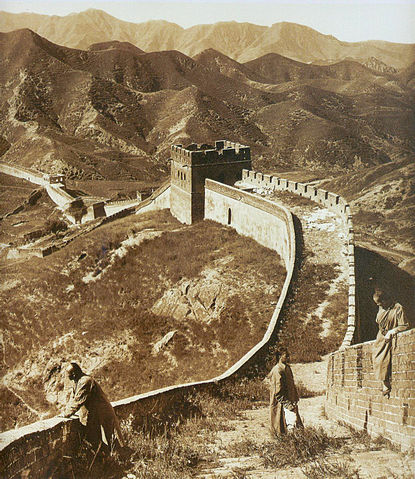 The Great Wall of China_China_Tourism_Law