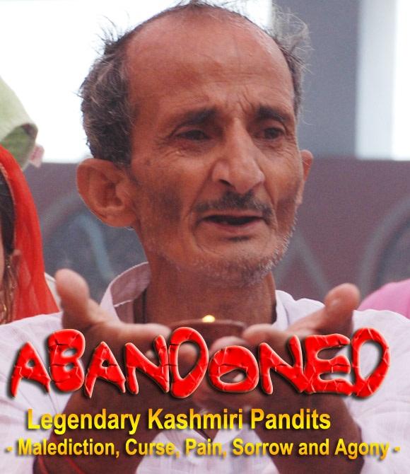 Kashmiri Pandit Protest
