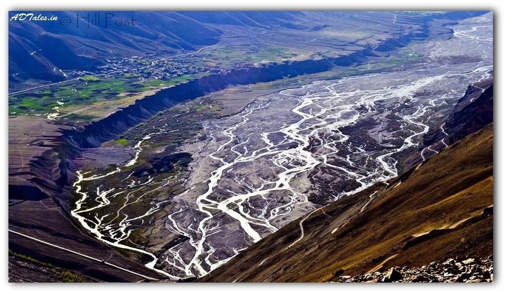 Spiti River Basin