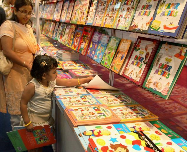 Book Fair Delhi
