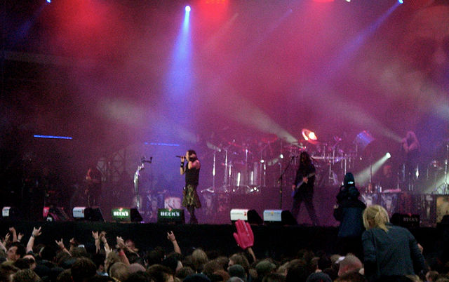 Korn Metal Mayhem