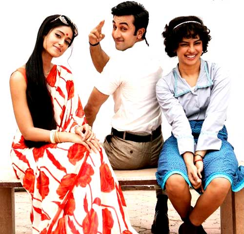 Barfi! Movie Anurag basu
