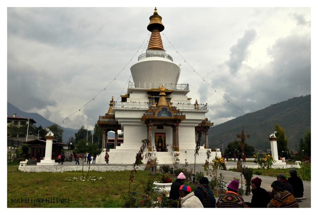 Chorten National Memorial Bhutan