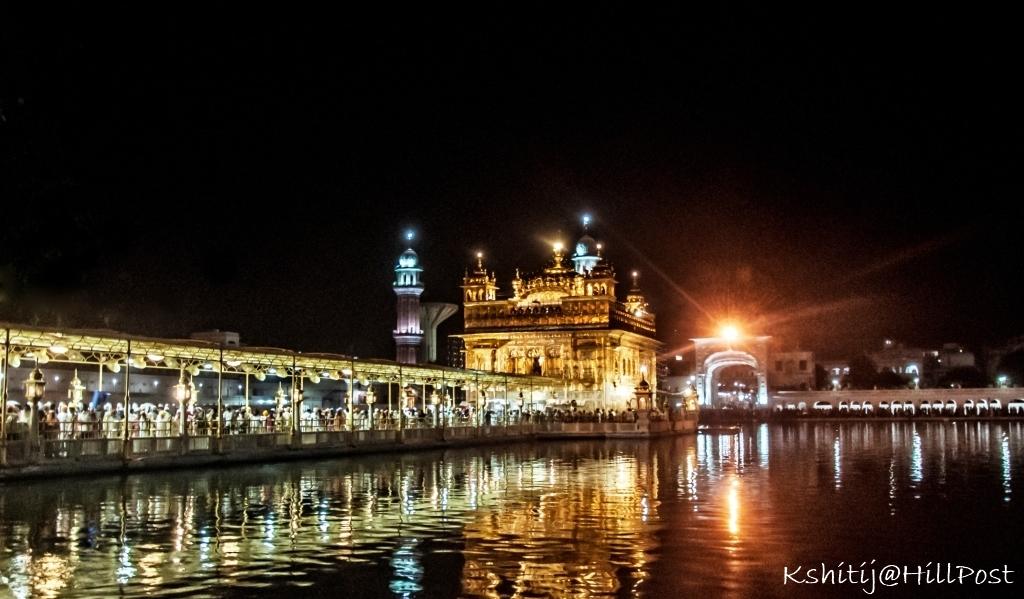 essay on golden temple in punjabi