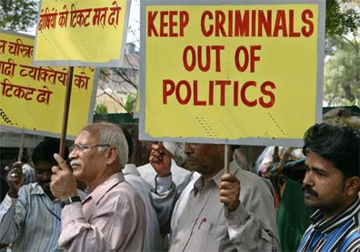 Criminal Lawmakers – will India ever rid them?