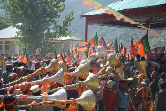 2012 Election flavour - Himachal