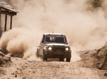 Raid De Himalaya 2012: Rana, Santosh maintain lead on Day three