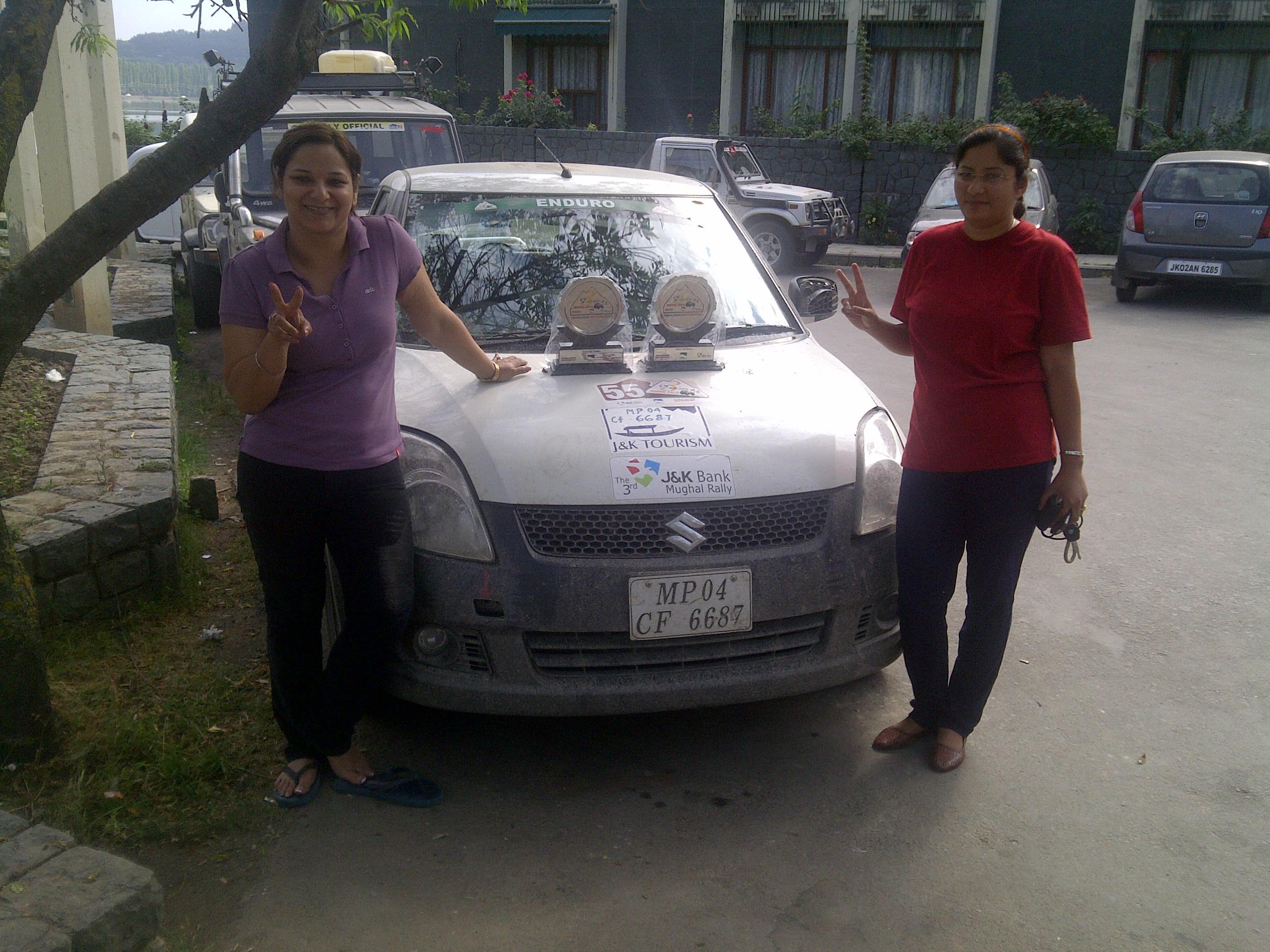 Raid De Himalaya Women Champions