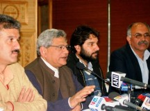 Political situation a sign for third alternative in HP: Yechury