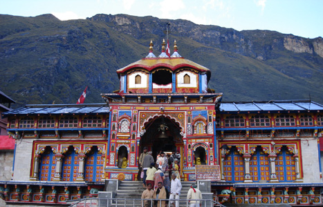 Badrinath shrine to open on April 25