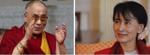Dalai Lama's Concern About Events in Burma