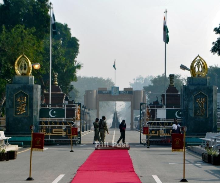 Wagha Attari Border- An Indian Lost in Pakistan