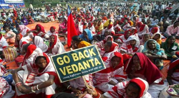 Go Back Vedanta
