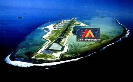 Male airport - Maldives