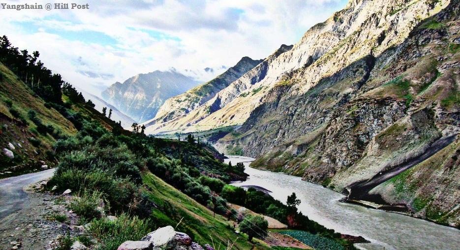 Chandra Bhaga (Chenab) – Lahaul & Spiti | Hill Post