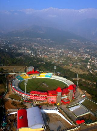 Dharamshala ready to host India-England One Day cricket match