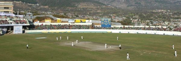 Dharamshala cricket ground