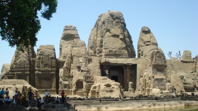 Masroor Rock Cut Temple: Incredible Heritage of Himachal